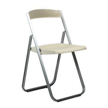 Alberto Meda: Honeycomb Folding Chair White, at 30% off!