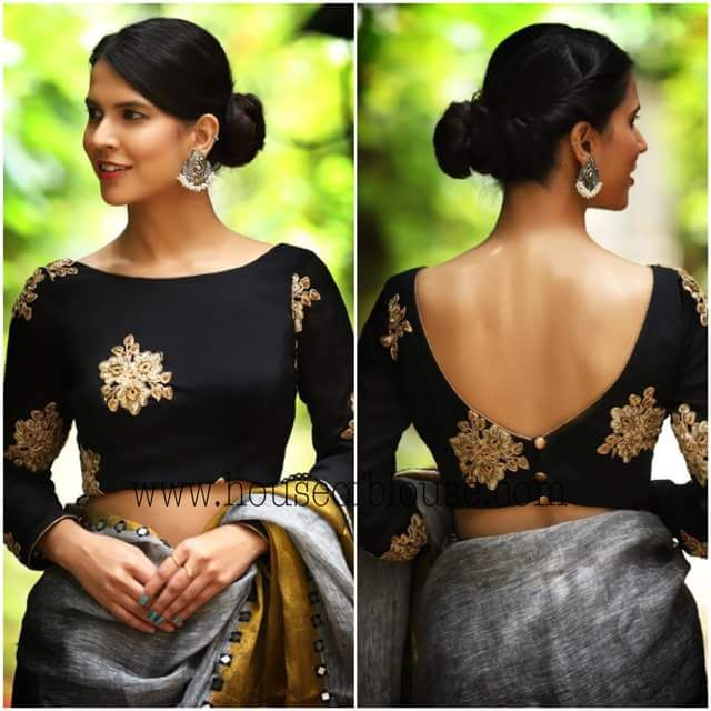Pin by saraswathi on blouses in blouse designs saree also rh pinterest