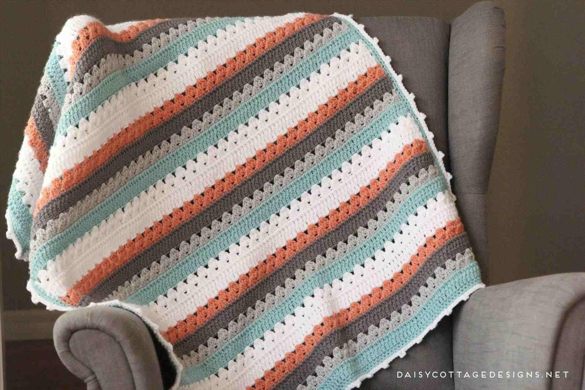 Easy Crochet Blanket Pattern Custom Decorating Ideas