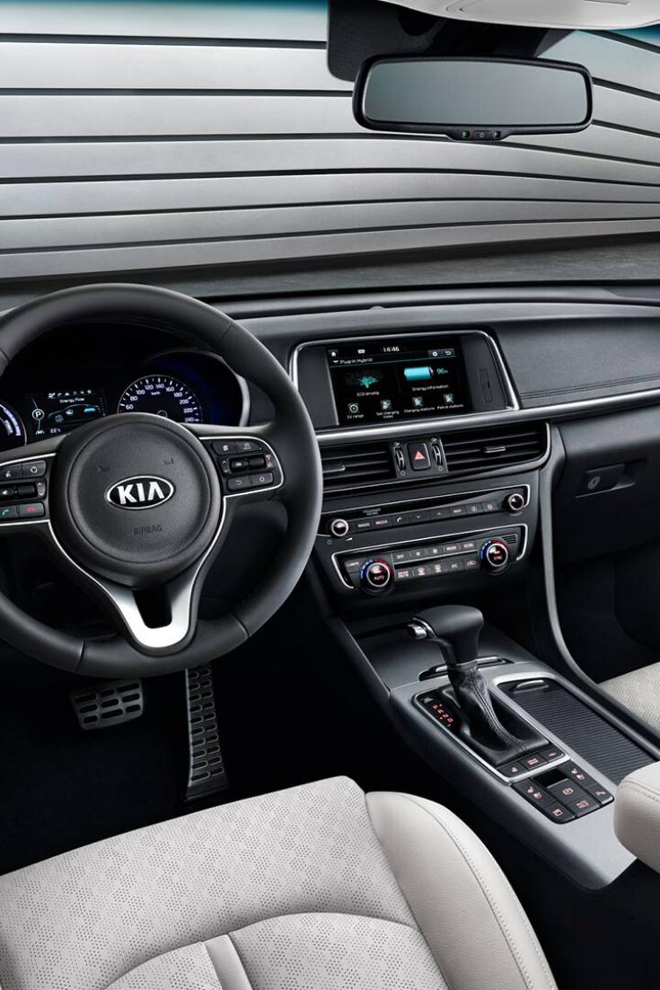 Kia Optima Phev 2020 Changes Specs Dengan Gambar