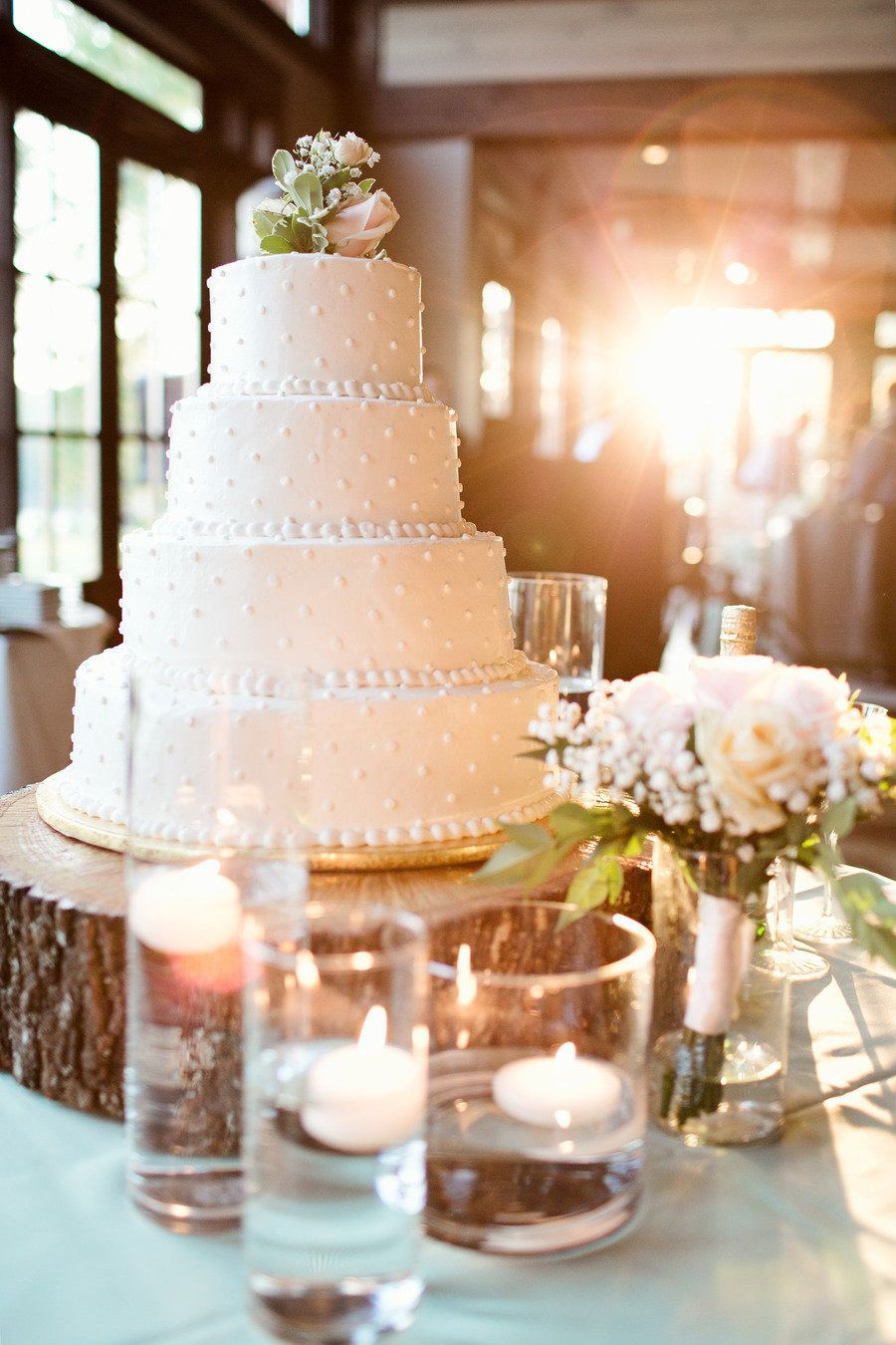 Douglasville Wedding At Foxhall Resort From Gracie Blue Photography Publix CakeWedding