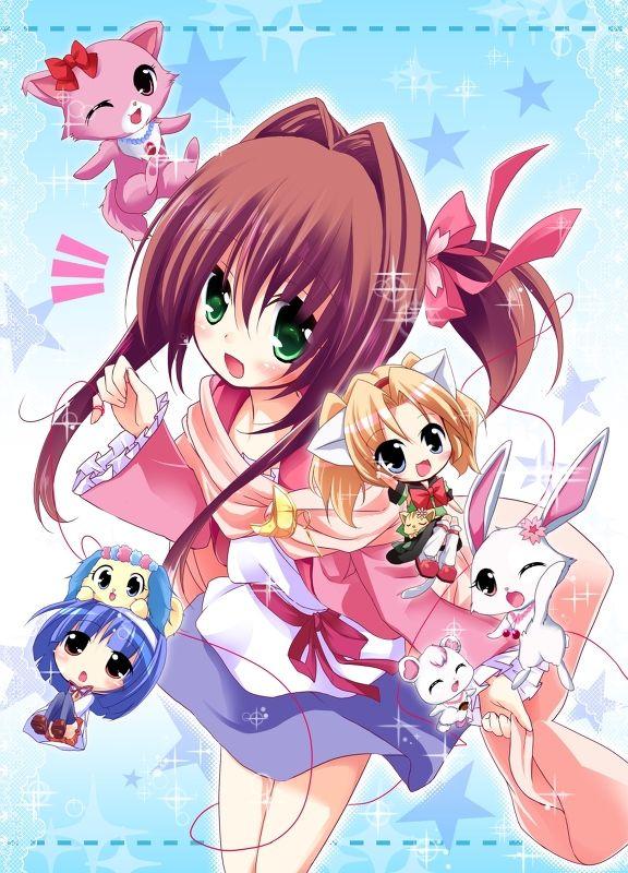 Jewelpet Tinkle Anime Lovers Anime Images Anime Chibi