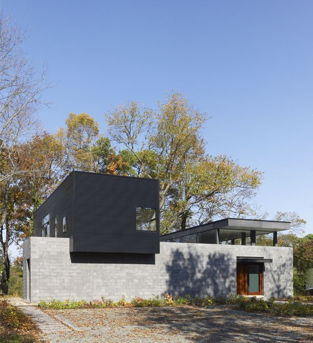 Beautiful Robert M. Gurney | The Lujan House | Ocean View, Delaware | Contemporary  Architecture Ideas