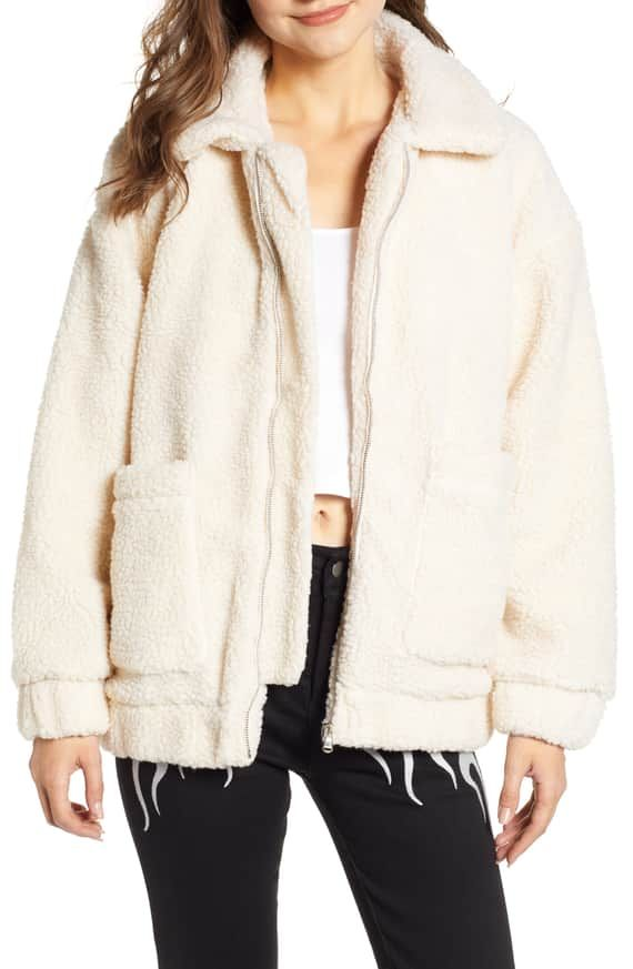 I.AM.GIA Pixie Faux Shearling Jacket | Shearling jacket ...