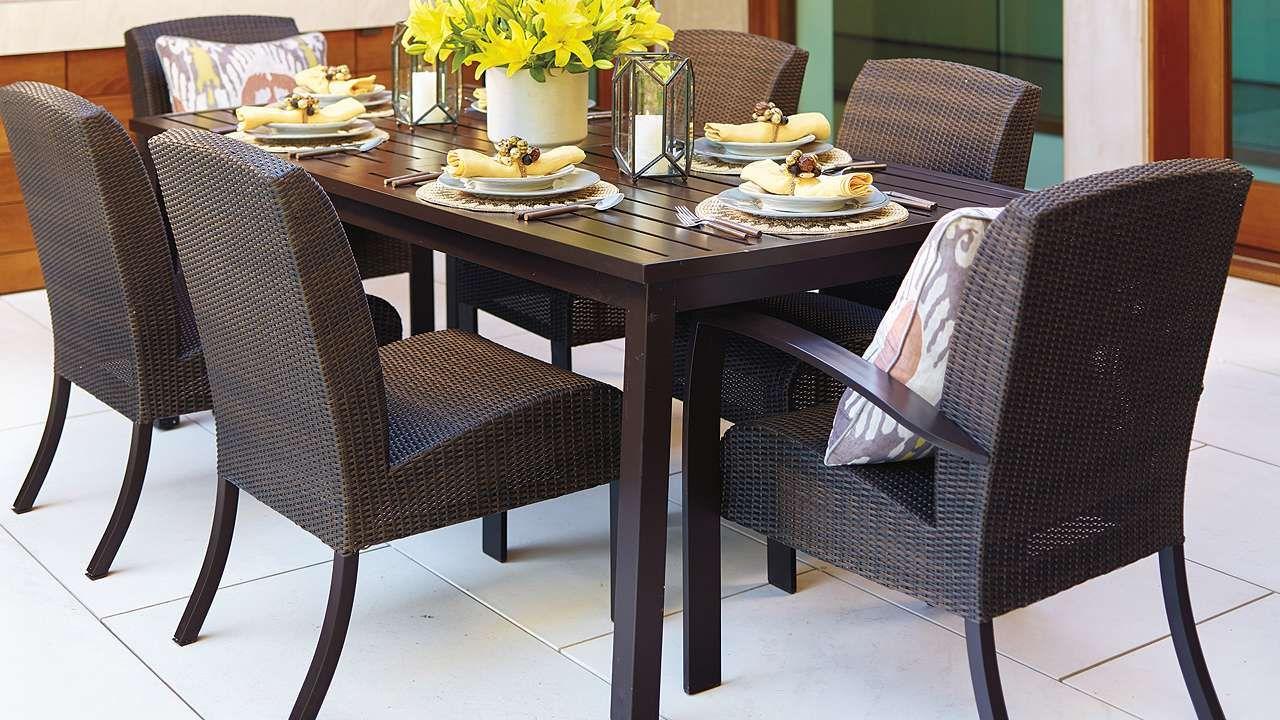 Del Mar Rectangular Dining Table Rectangular Dining Set