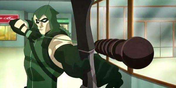 DC Showcase: Green Arrow 1080p por Mega