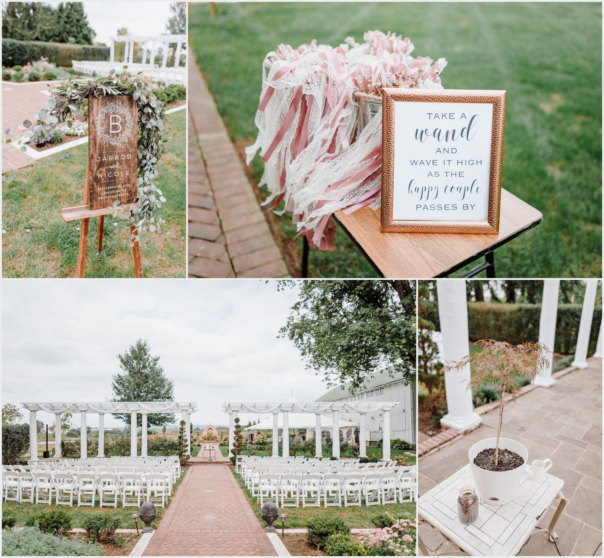 Wedding Flowers Lancaster Pa: Wedding Ceremony Venues, Wedding Flowers