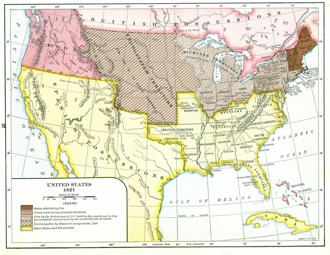 Pin By Hil Mat On History Missouri Compromise Founding Fathers American War Of Independence