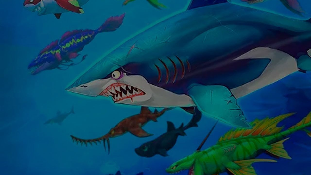Hungry shark heroes hack online cheat for unlimited
