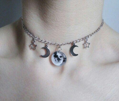 x Stars & Moon x