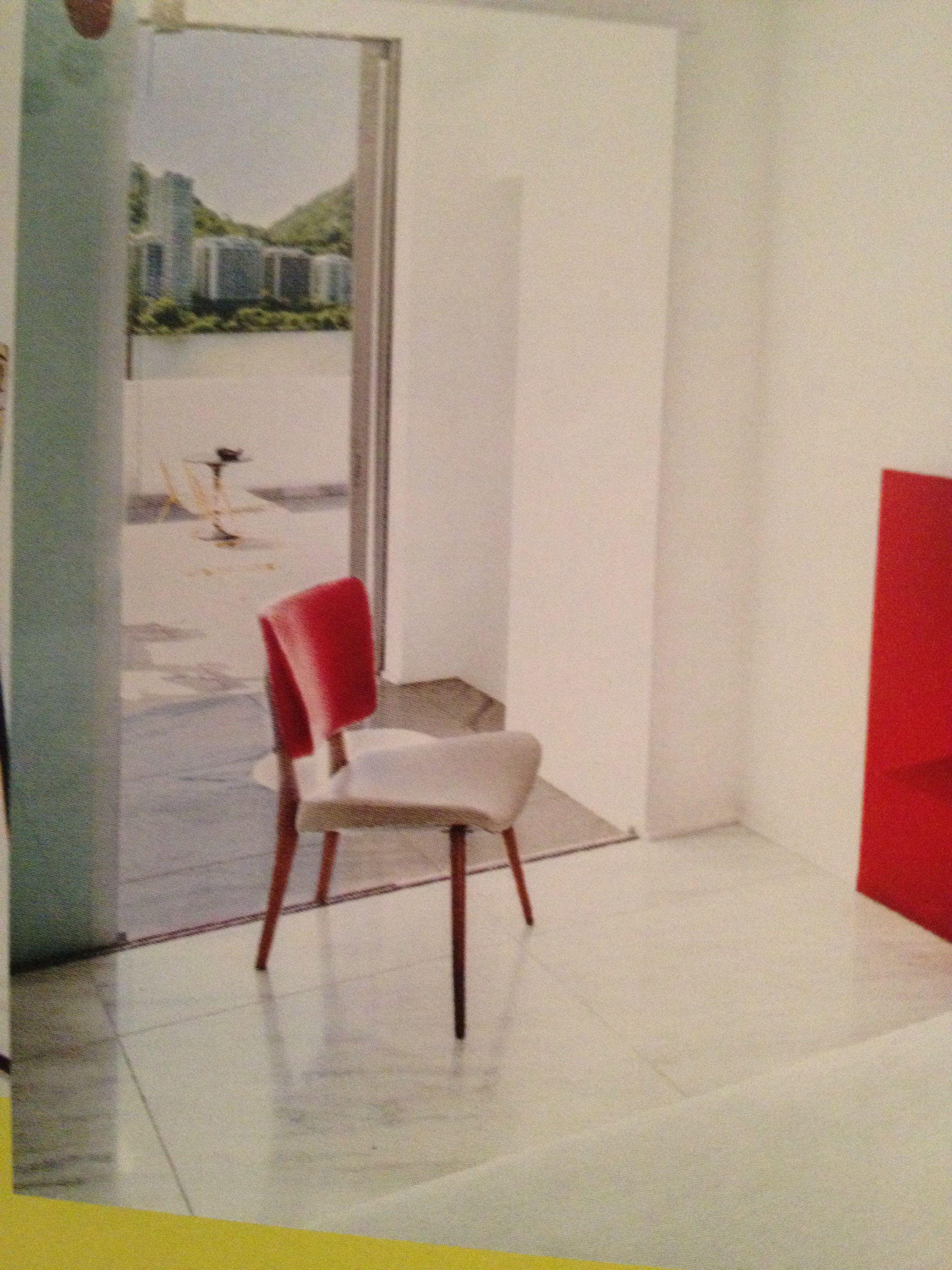 Weiß roter Stuhl | Stühle | Pinterest | Rote stühle, Stuhl und Rot