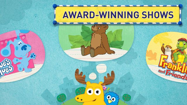 NOGGIN Preschool shows and educational videos for kids