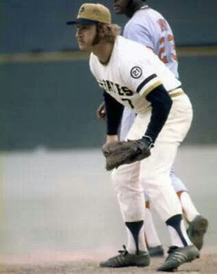 Autographed Steve Blass /& Bob Robertson 8x10 Pittsburgh Pirates Photo