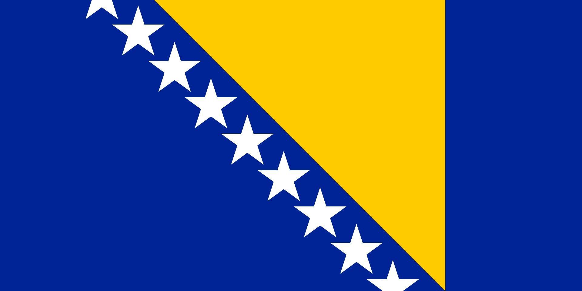 Bosnia Banderas Del Mundo Con Nombres Banderas Del Mundo