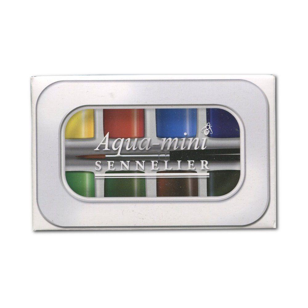Sennelier Aqua Mini French Watercolor Set Arts Crafts Supplies