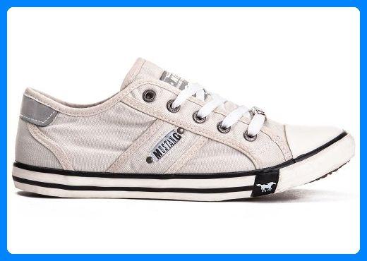 Mustang Shoes Damen Schuhe Sneaker ice 37 Sneakers für