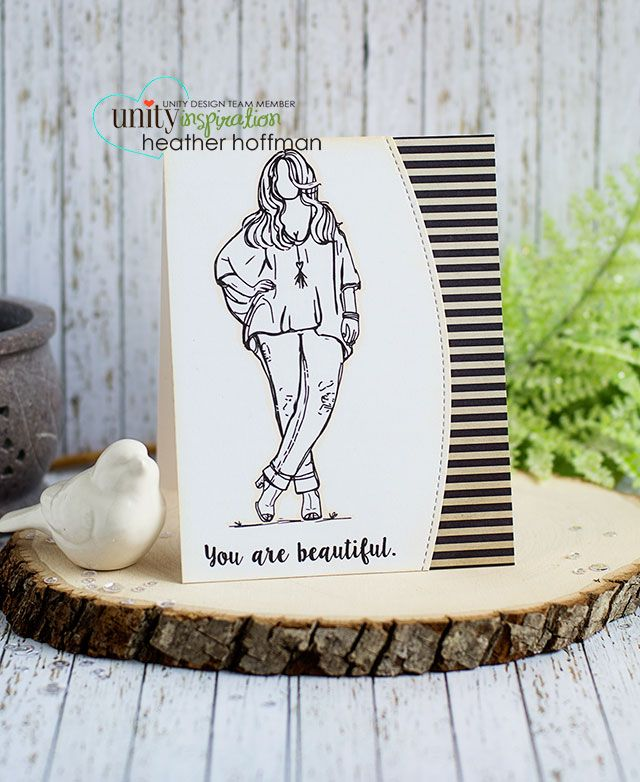 Houses Built of Cards: You Are Beautiful