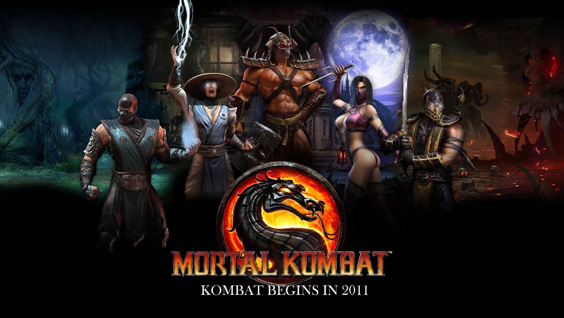 Mortal Kombat Sub Zero And Kitana Wallpaper 1920x1080 Imagenes De 9