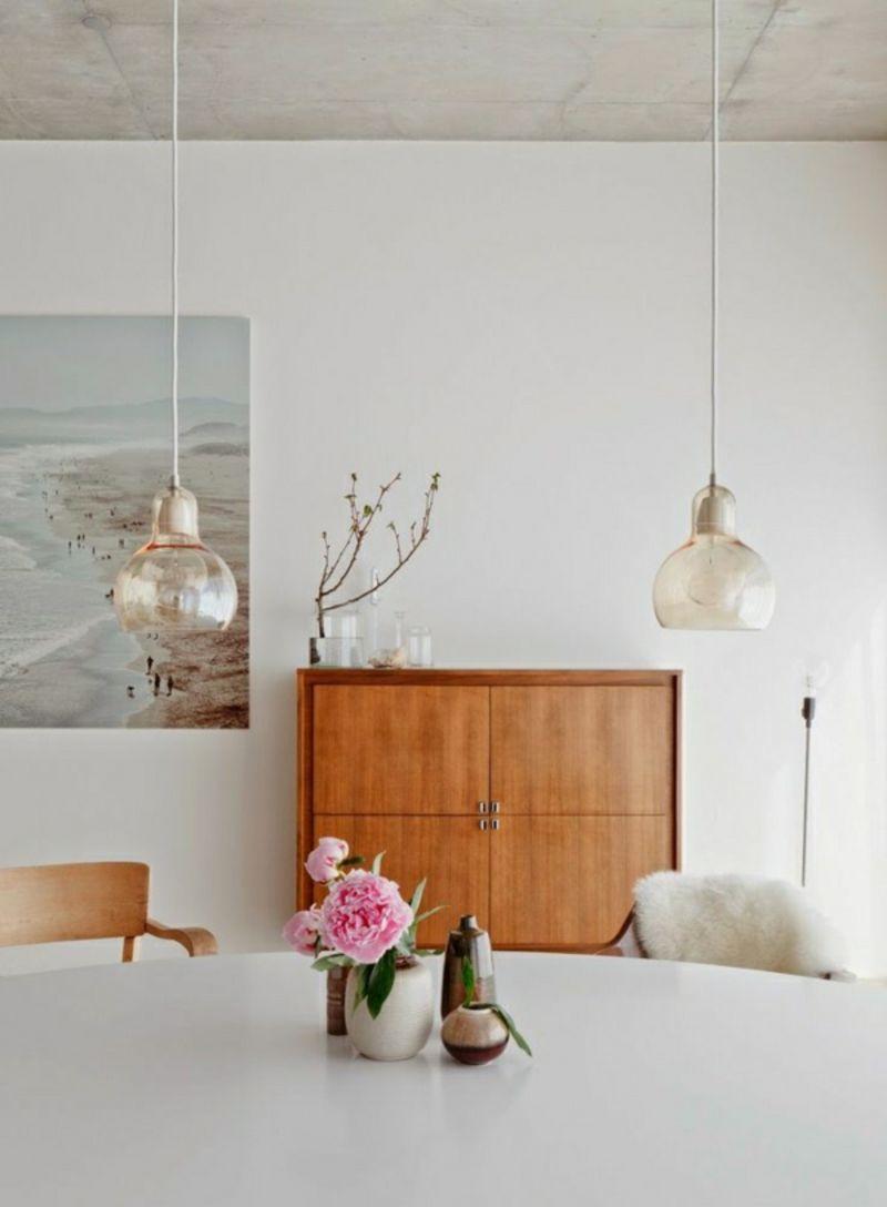 Skandinavisch Wohnen 50 Schicke Ideen | Weis Skandinavisch Wohnen Wohnzimmer