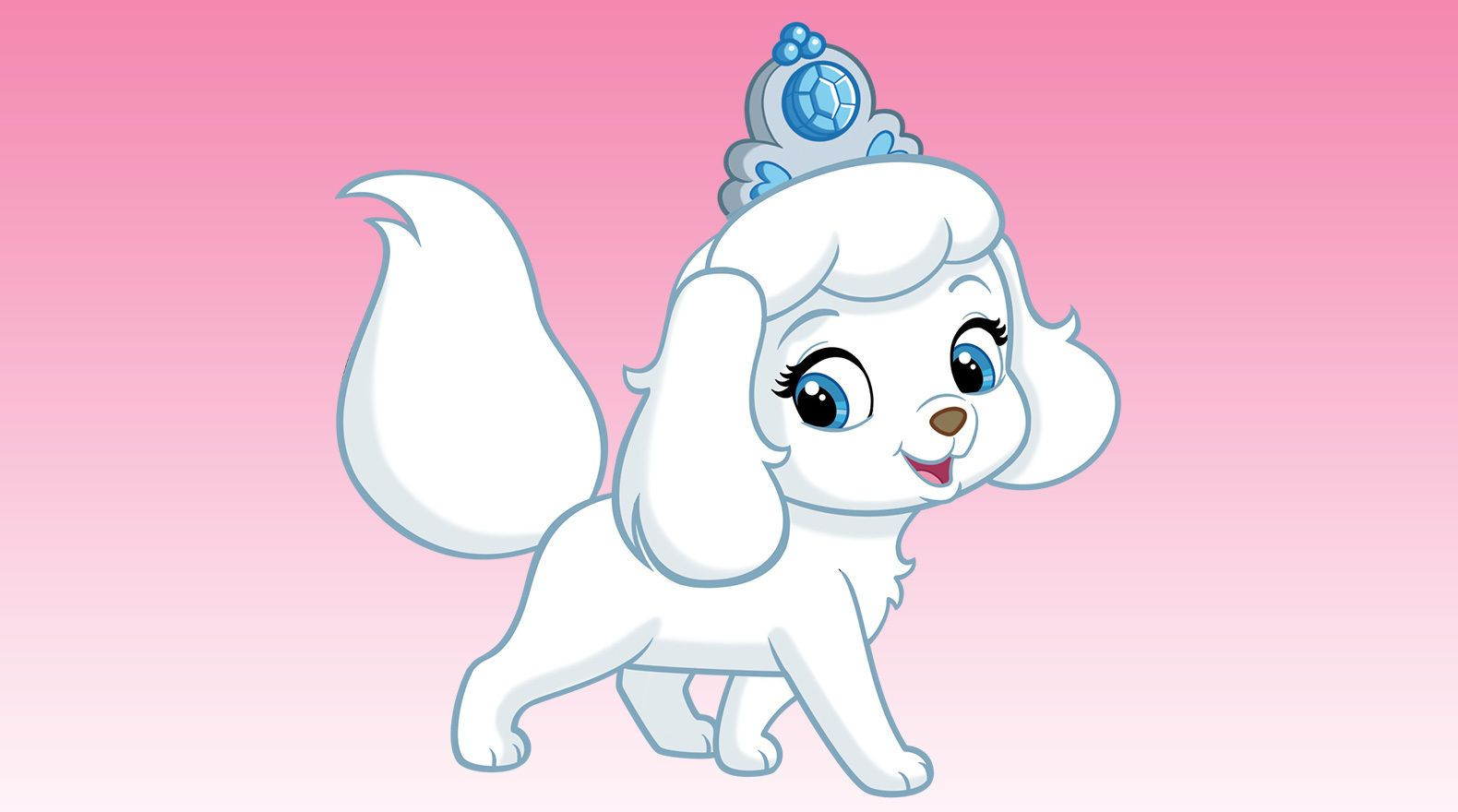 Pumpkin Was An Anniversary Present To Cinderella From Her Prince She Loves To Attend Royal Balls Where She Can Tw Palace Pets Pets Disney Princess Palace Pets