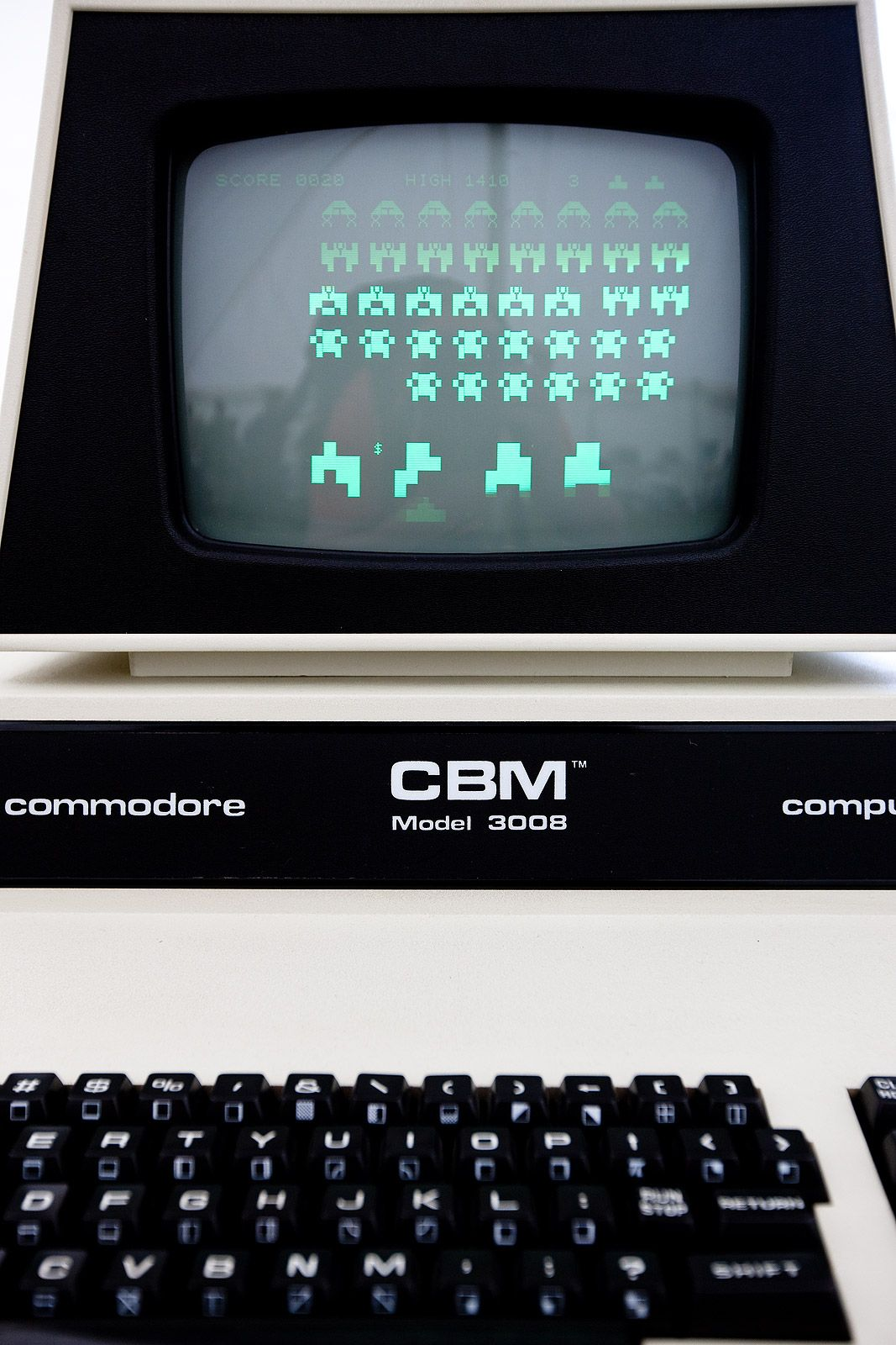 Commodore Pet Space Invaders Computer Love Old Computers Retro