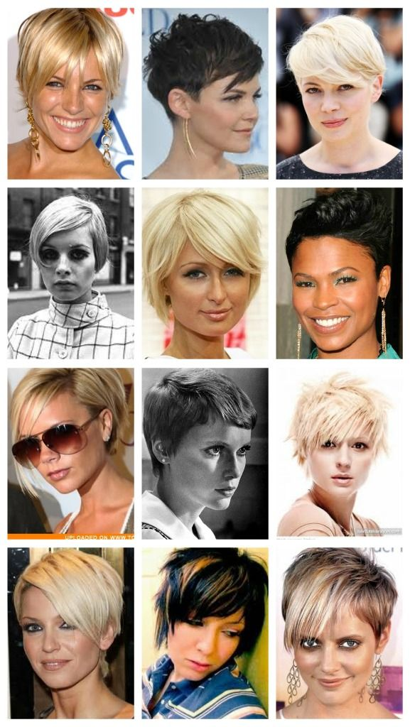 I Am Momma - Hear Me Roar: Short Haircuts and Styles and Ellie G from Less Cake More Frosting
