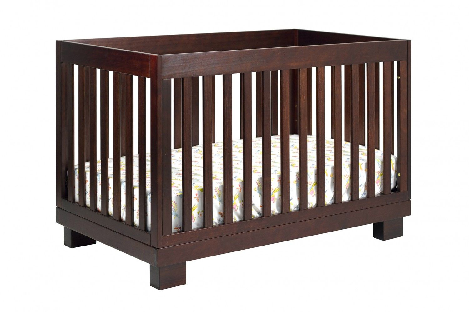 Modo 3 In 1 Convertible Crib With Toddler Bed Conversion Kit With Images Convertible Crib Modern Crib Cribs