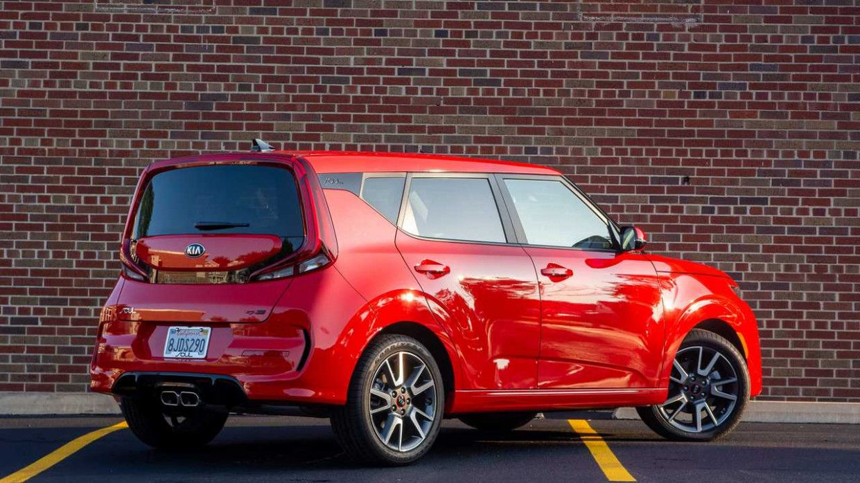 2020 Kia Turbo in 2020 Kia soul, Kia, Awd