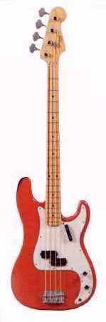 The Ten Most Wanted Fender Basses