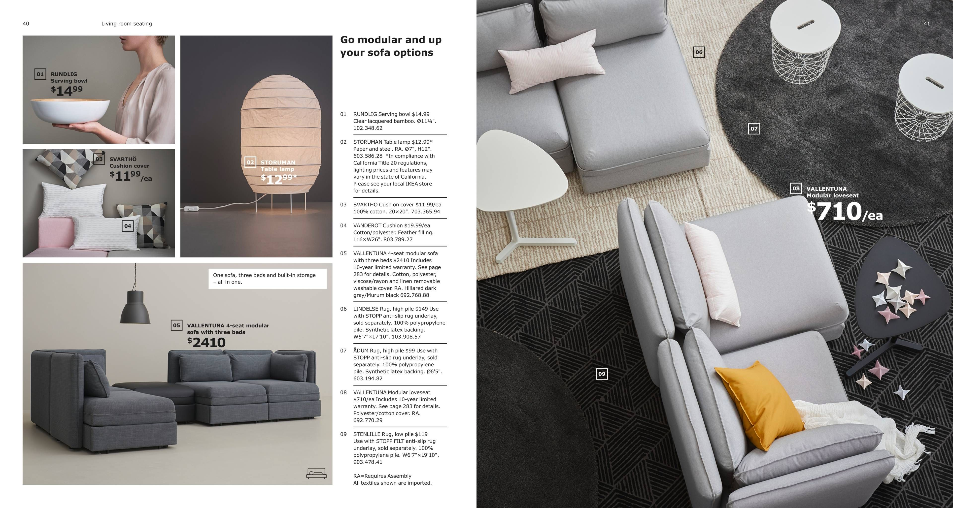 living room seating  2019 ikea catalog  ikea catalog