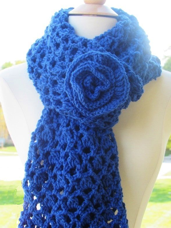Charisma Infinity Scarf, Loopy Scarf, Free Crochet Pattern | Free ...