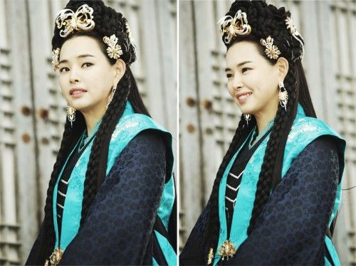 The 9 most epic historical drama hairstyles   Most beautiful women,  Traditional outfits, Women