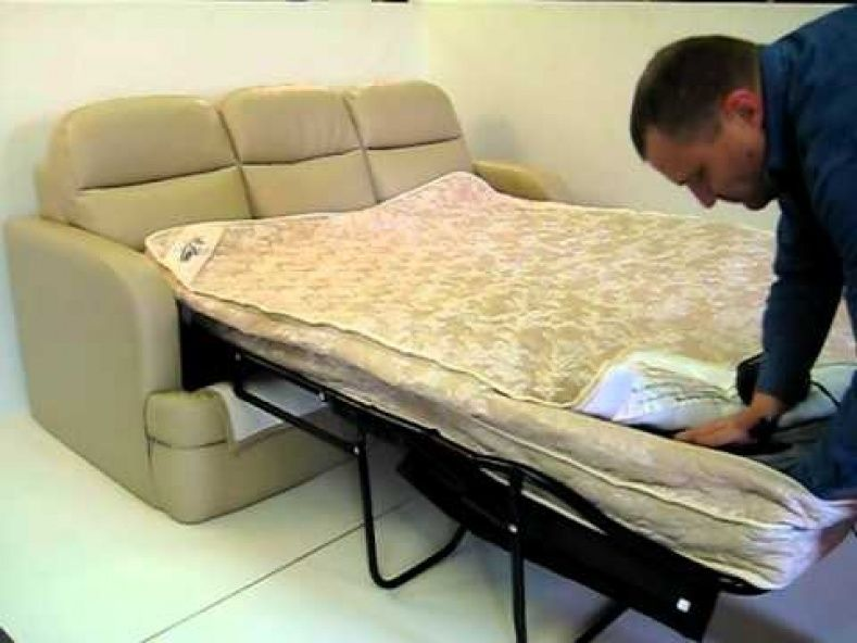 Sofa Bed With Air Mattress Hide A Beds