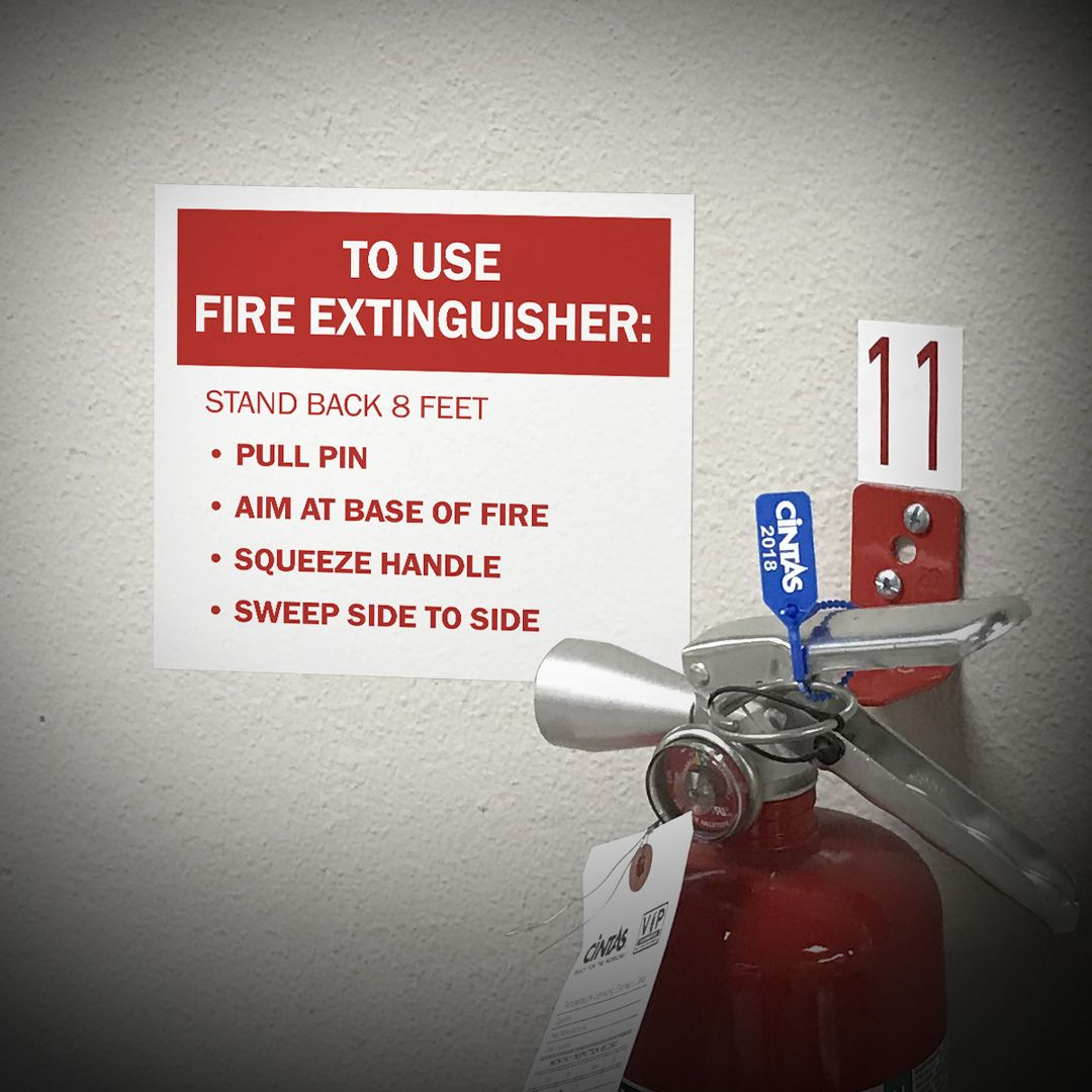 It's Fire Prevention Week  Employers and building maintenance