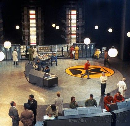 Time Tunnel set.