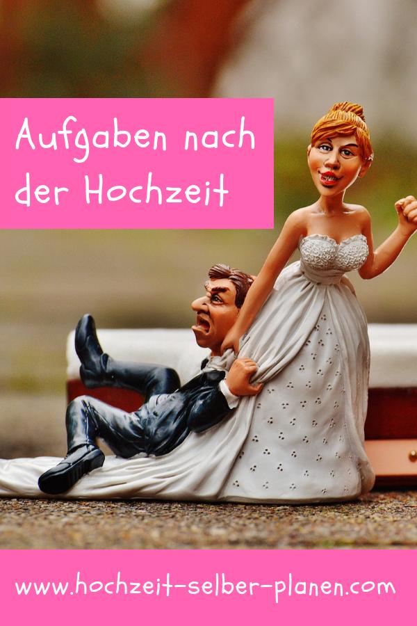 Aufgaben Nach Der Hochzeit Ist Das Rauschende Fest Vorbei So Warten Auf Braut Und Brautigam Einige Arbei Hochzeit Namensanderung Hochzeit Einladungen Hochzeit