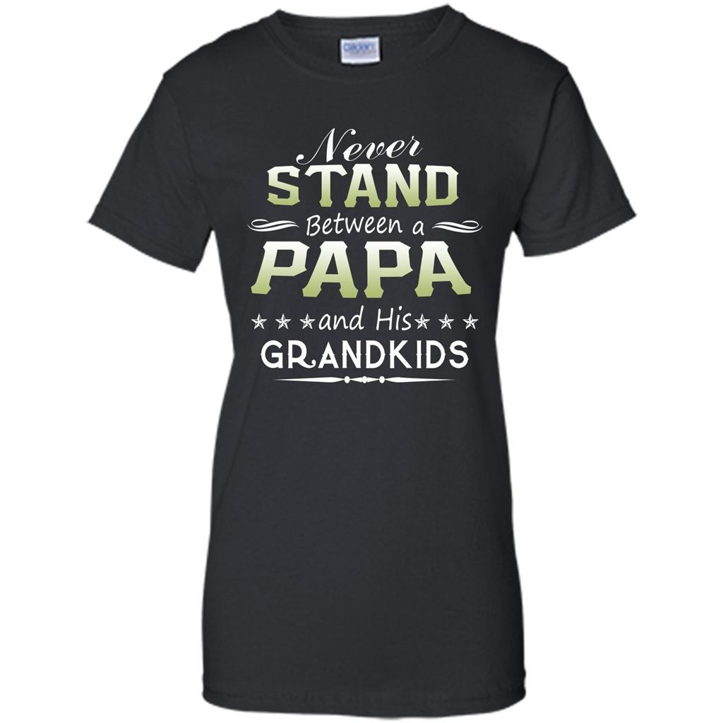 Stand PAPA Father's Day 2017 T-shirt