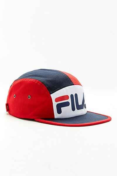 0cab87860fb5c9 FILA + UO 5-Panel Hat | Dope Men's Hats in 2019 | 5 panel hat, Panel ...