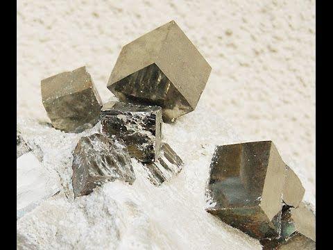 Cuaderno de Gaia 14º. Minerales ibéricos, como son y donde buscarlos