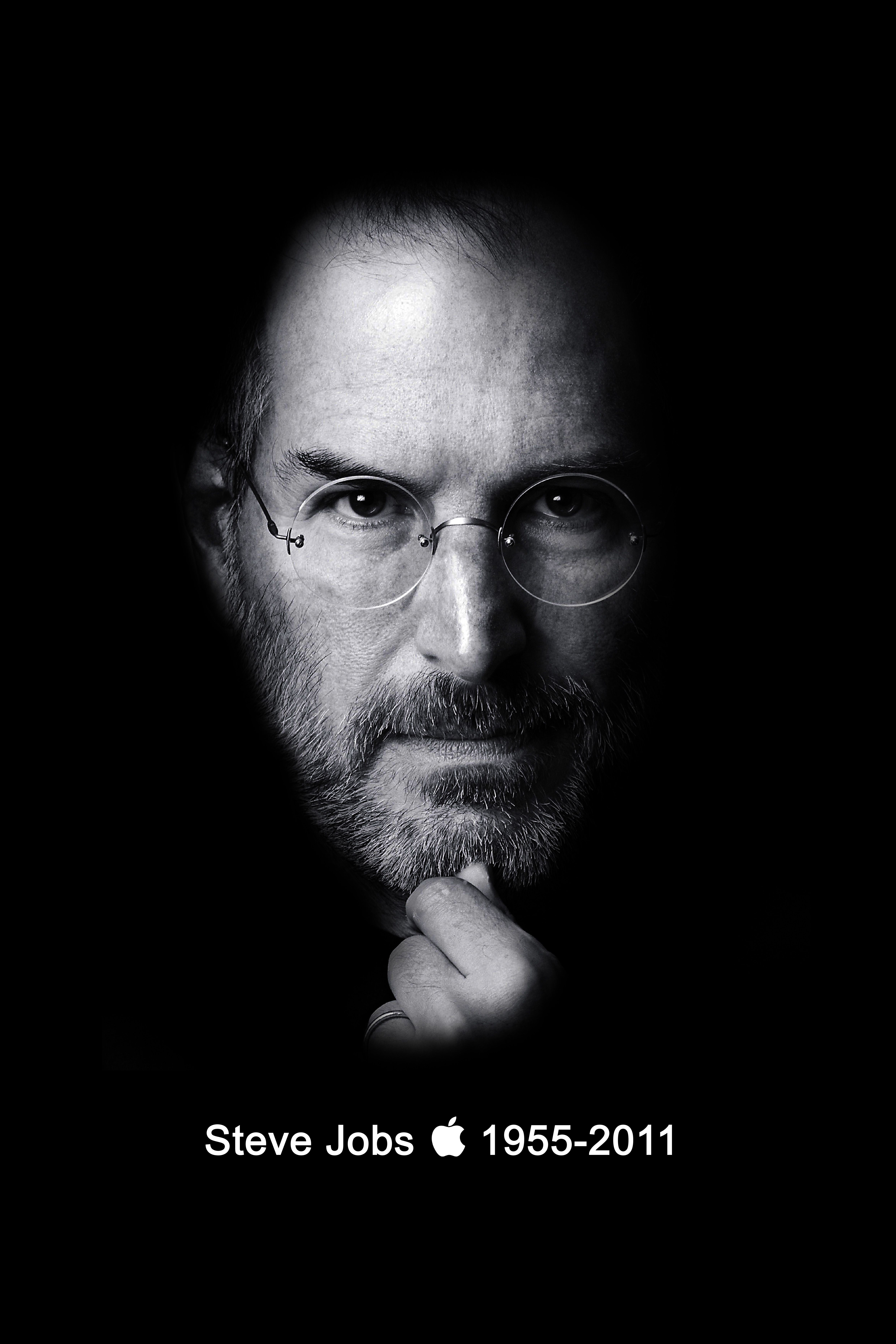 About Steve Jobs Apple Steve Jobs Iphone Wallpaper