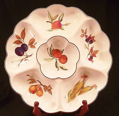 Cream Soup Bowl Only Hutschenreuther CARINTHIA Crown Lion Ivory