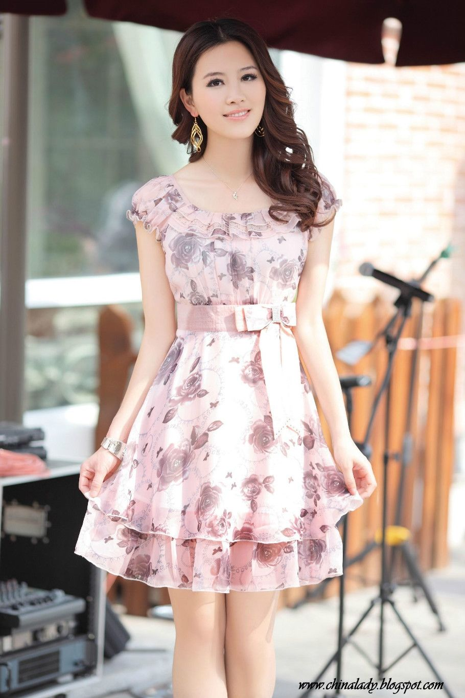 cute clothes for women | China Lady: Really cute dress for all ...