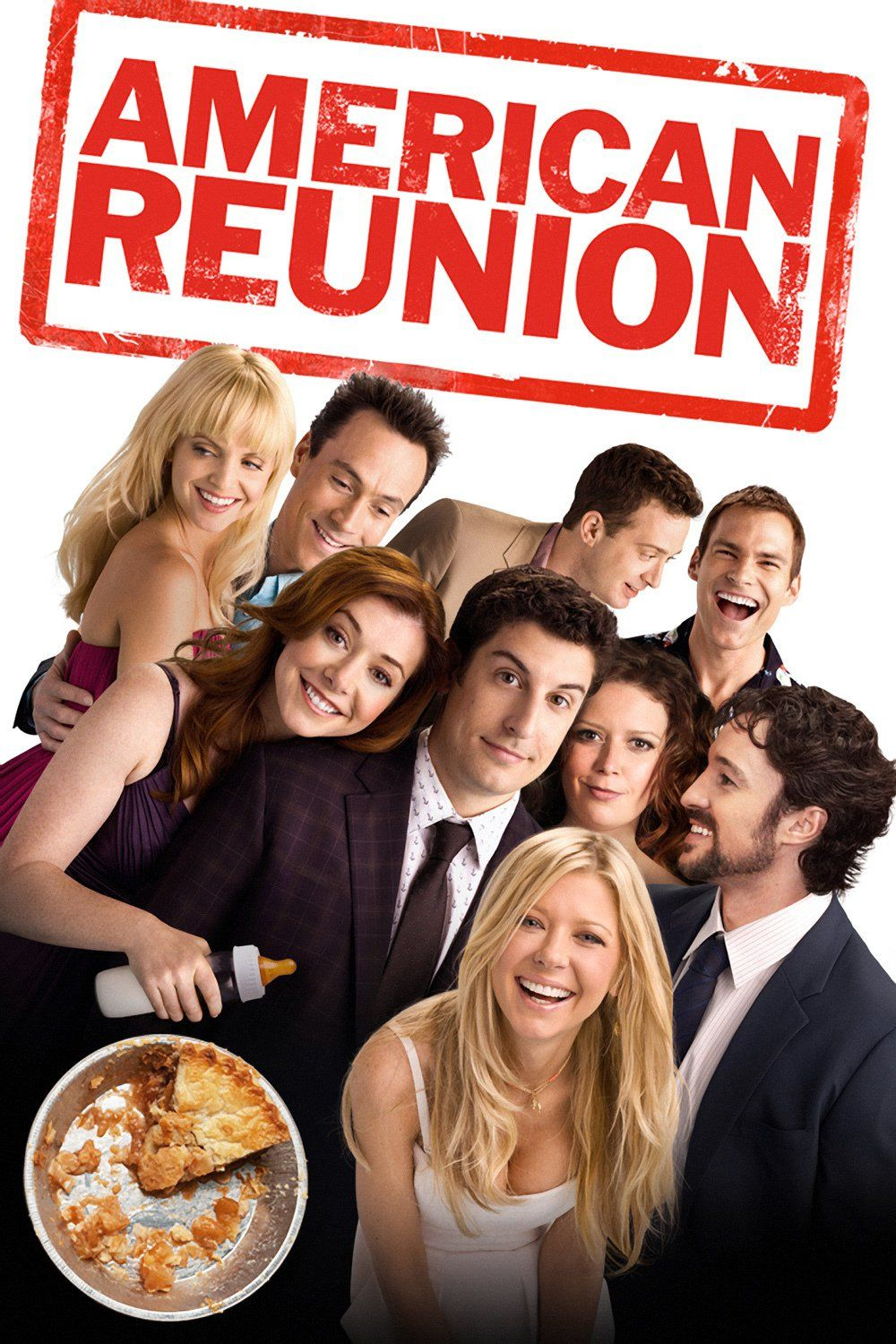 In The Comedy American Reunion All The American Pie Characters We