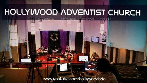 Celebrate The Season This Holiday Season Stay Renewed And Inspired When You Connect With The Hollywood Adventist Church On Youtub Christmas In La Christian Life Youtube