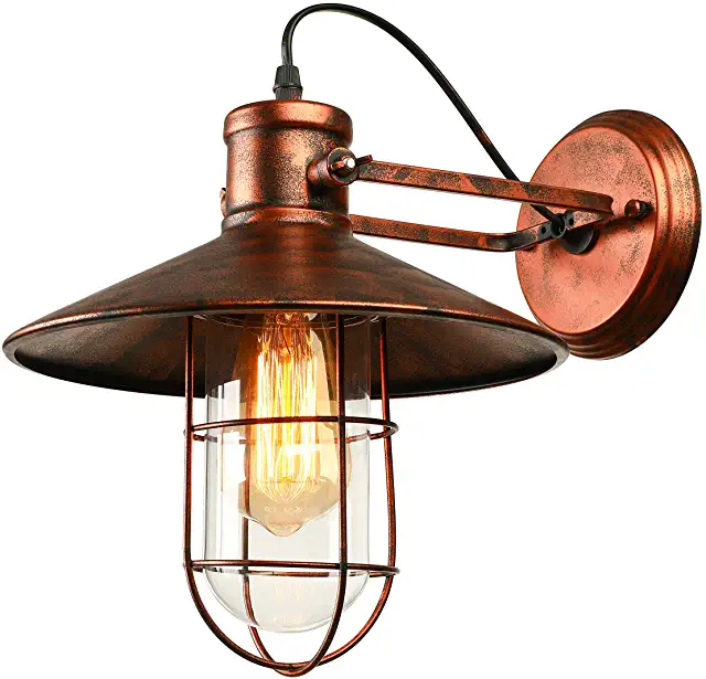 Amazon Com Copper Wall Lamps Sconces Wall Lights Tools Home Improvement Wall Sconces Wall Lights Sconce Lamp