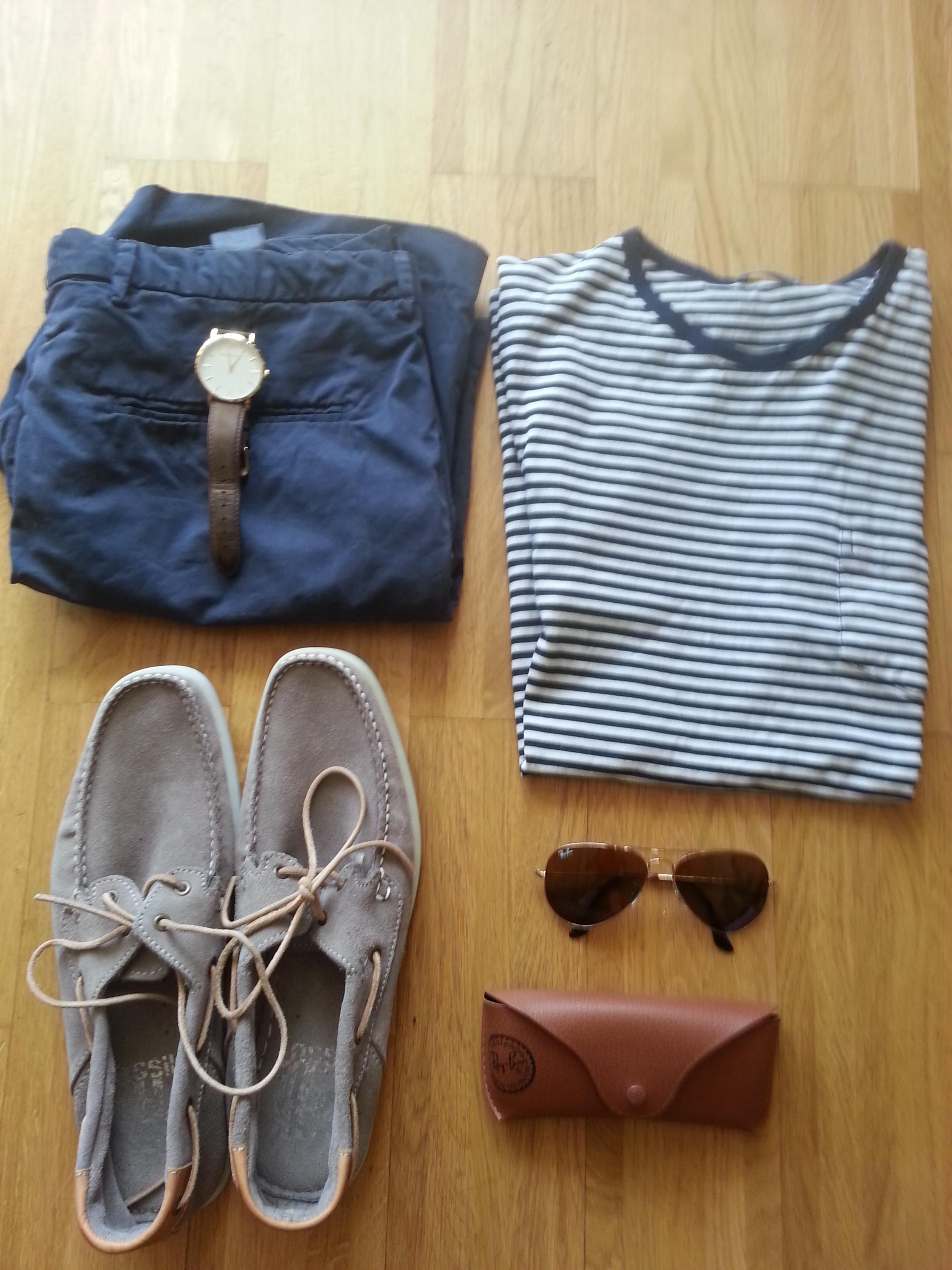 Fashion, Boat Shoes, Clothes