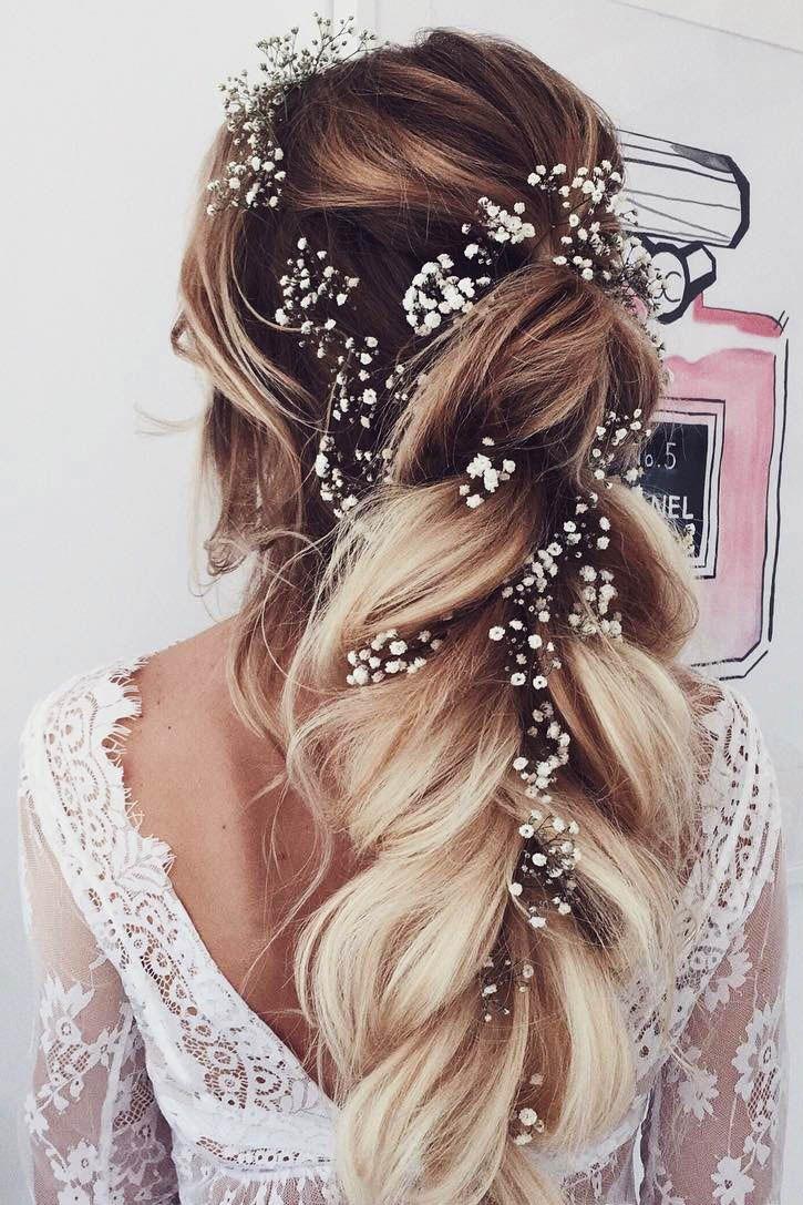 27 Ombre Wedding Hairstyles H A I R Pinterest Haare Hochzeit