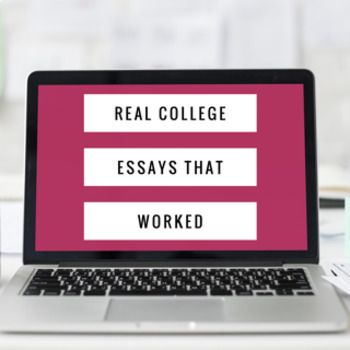 Real College Essay Examples College, Essay examples and Students - college essay examples