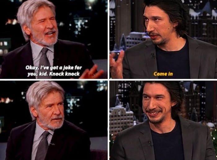 He Killed Harrison Ford Twice Jokes For Kids Funny Jokes For
