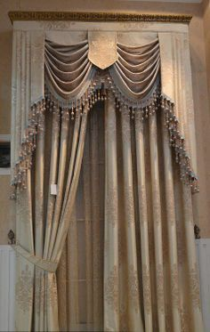 Elegant Curtains Luxury Beautiful Clic With Blinds